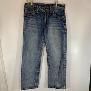 Axel Treadwell Jeans Relaxed Straight 32x30